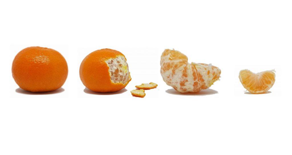 Cicle de la mandarina